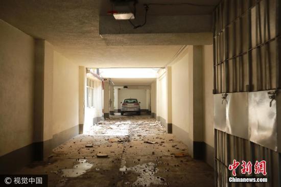 韩外交部证实一名韩国公民在墨西哥地震中遇难