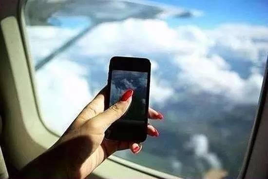 以后可以在飞机上玩手机了?开飞行模式,有wifi才爽