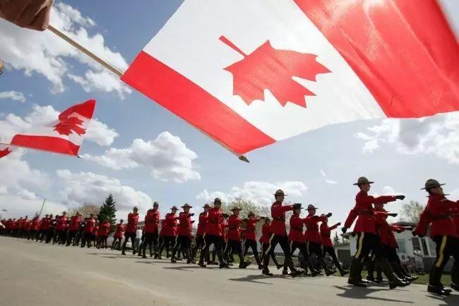 ▲加拿大皇家骑警队资料图片(《多伦多太阳报》)