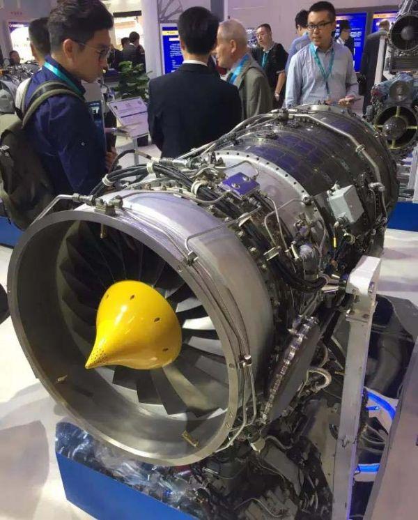 图为马达西奇公司研制的AI-322涡扇发念头。