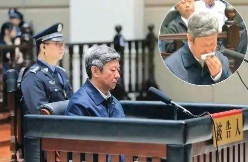 庭审中的张越