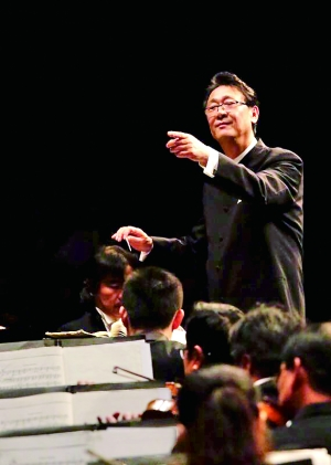 黑山国家剧院奏起北京交响