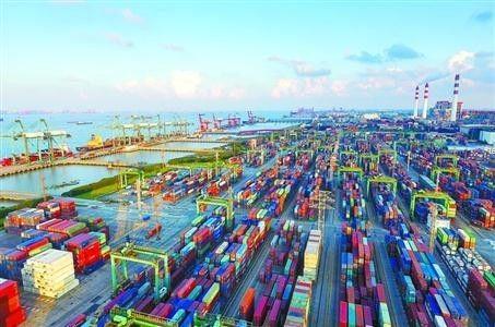 ▲资料图片:2013年9月29日,中国(上海)自由商业试验区正式建立。