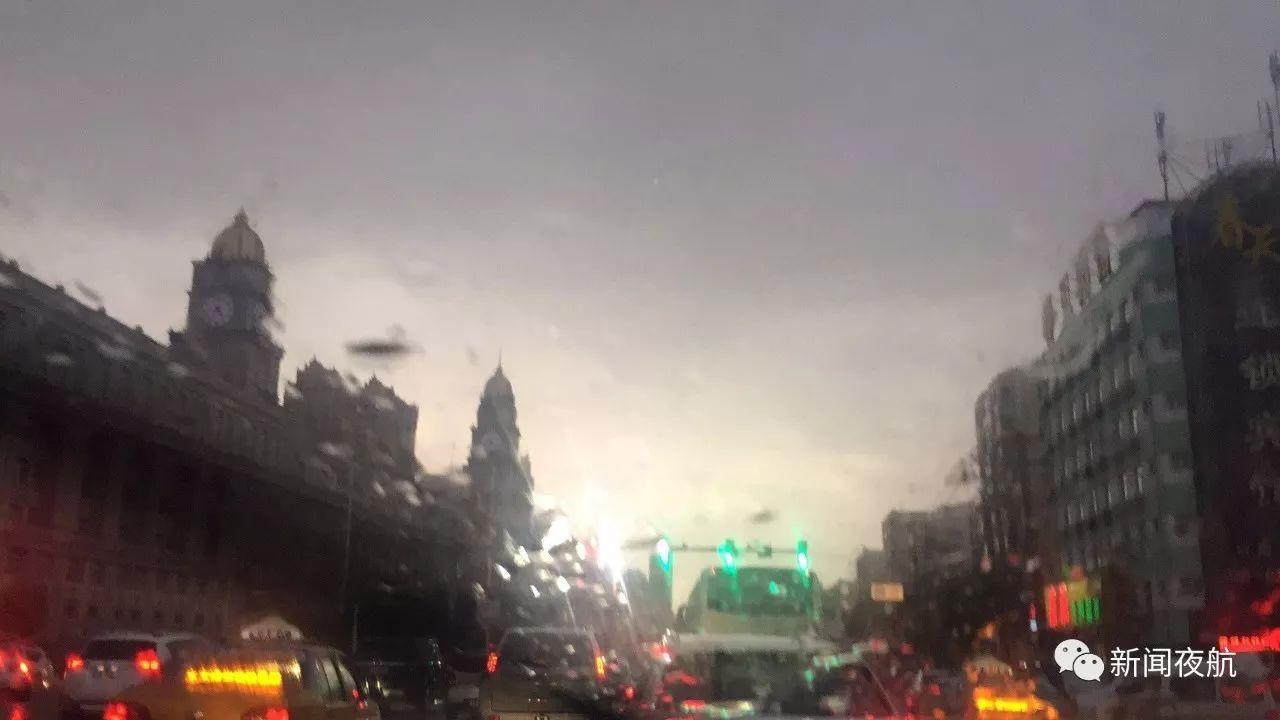 同时发布!雷电黄色预警+大风蓝色预警!未来6小时,伴有冰雹、强降水等天气!