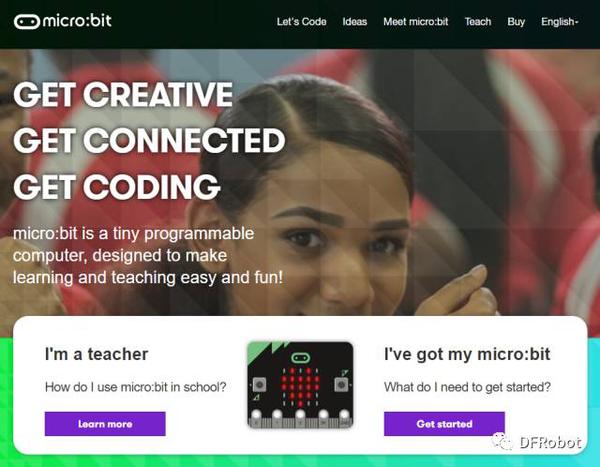 火遍整个创客教育圈的micro:bit到底是什么?