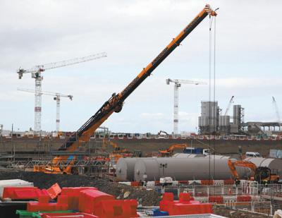 人民日报:中国已从核电技术输入国跻身技术输出国