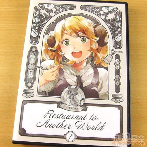 《异世界食堂》动画首卷BD发售 美食的诱惑再次