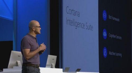 人工智能研发竞赛 微软AI研发团队已经超过8000人