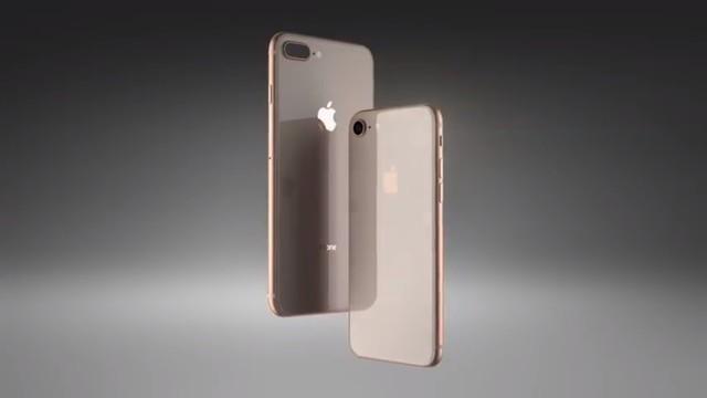 苹果发布iPhone8\/8P新广告 列8大特点|苹果|广