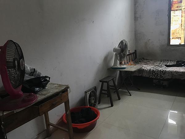 杜应伟的房间