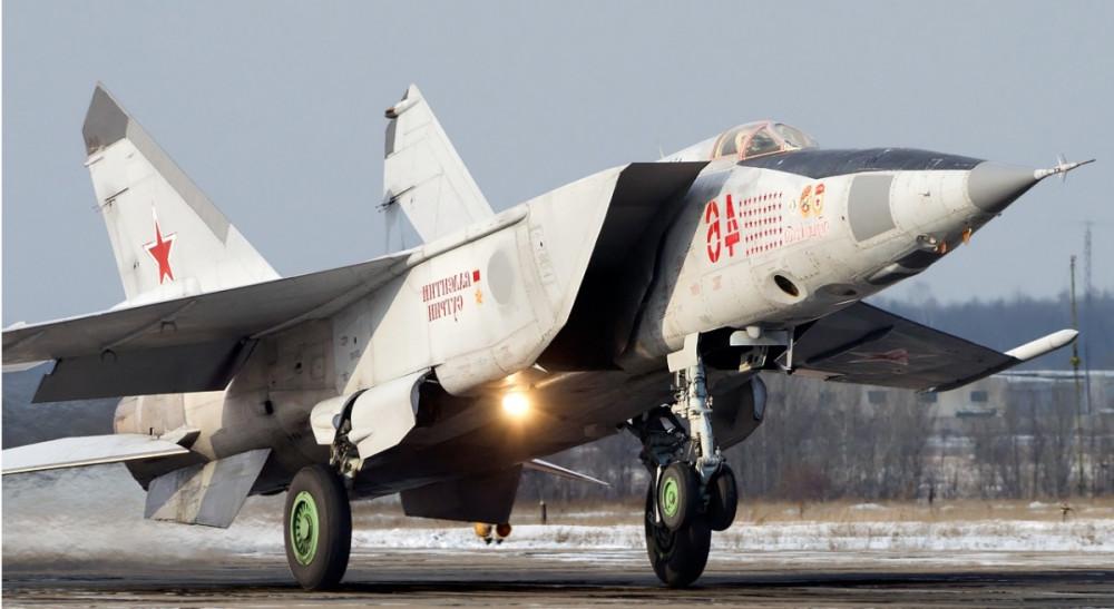 米格-25战斗机
