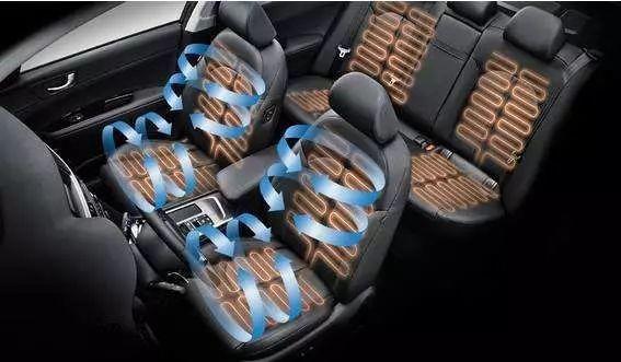 汽车<em>座椅</em>通风为什么没有<em>座椅加热</em>那么普及?