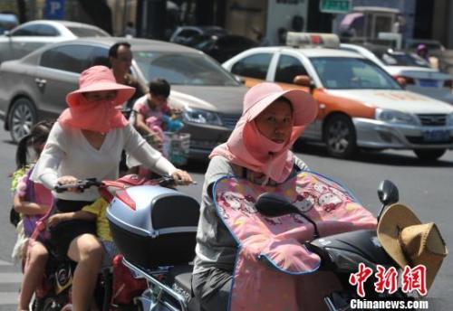 立秋以来最强冷空气来袭 北京最长夏天或结束
