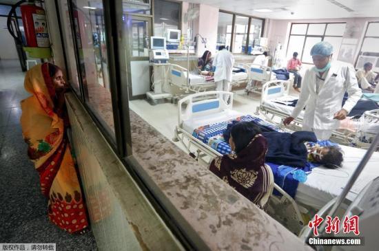 今年印度甲型H1N1流感疫情已致1741人死亡