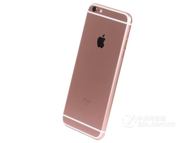 苹果iPhone6SPlus电池容量大 天猫中国移动官方旗舰店3498元销售中