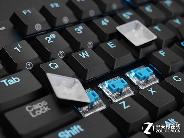 吃鸡新图没压力 这些机械键盘助你打野致富