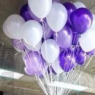 每个氢气球都有一个脱缰飞翔的梦想丨氢气球极