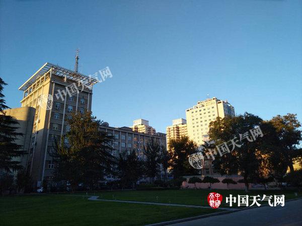 北京今晨最低温创下半年来新低 假期气温有起伏