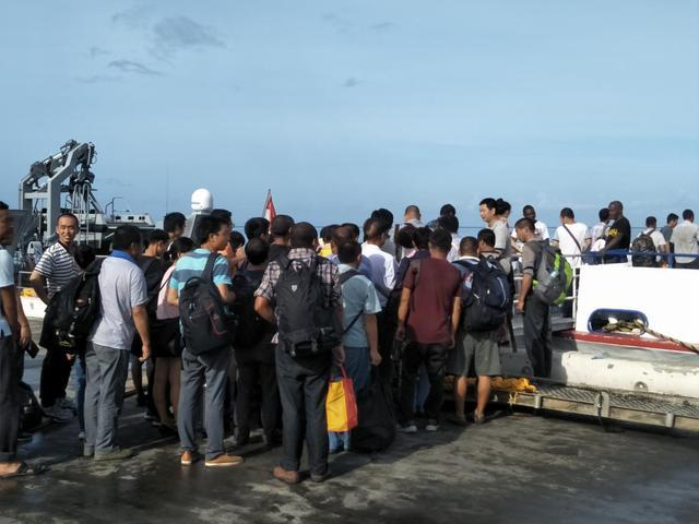 中国从加勒比撤侨400余人 这时航母能起到什么用处