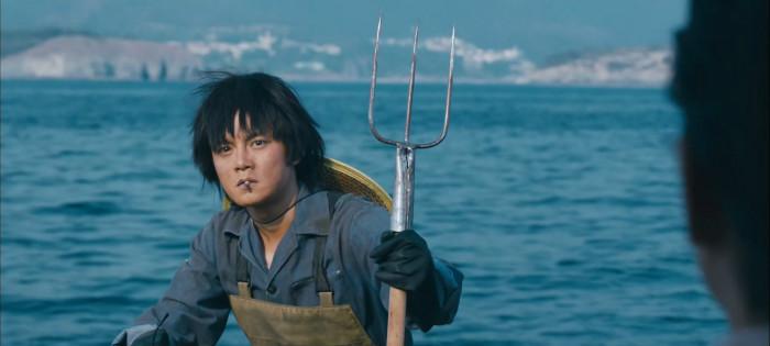 羞羞的铁拳 主演田雨 我不演没有认真创作的角色