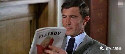图:《花花公子》是中产阶级必备读物