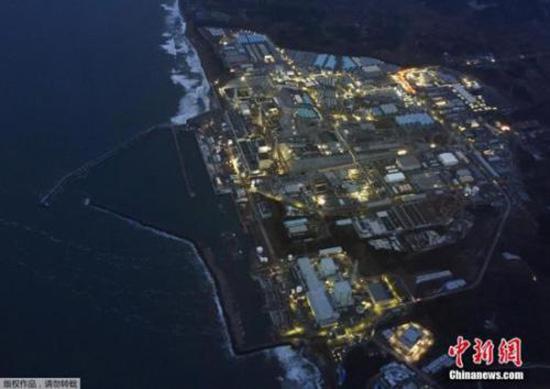 福岛第一核电站附近河流难溶解放射性物质
