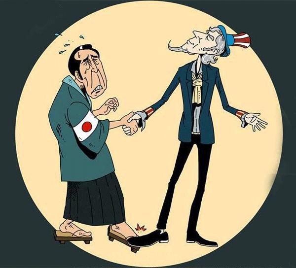 日韩同时讨好中国背后有何隐情:目的竟如此无耻