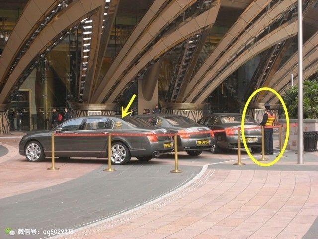 """揭秘澳门赌场VIP接待车,什么样的人才有资格""""免费""""坐"""