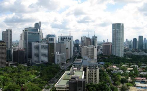 菲律宾都城马尼拉(图片来自收集)