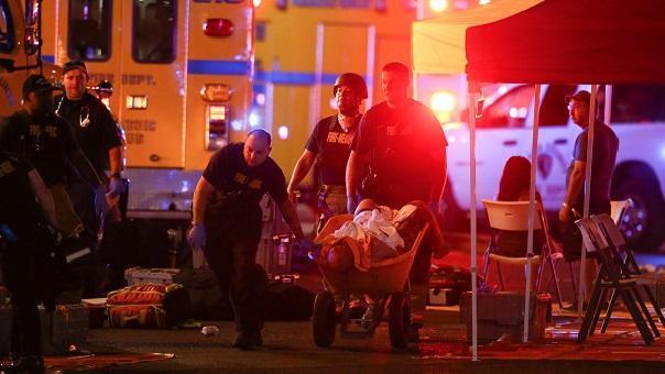 伤员被紧急送往医院抢救