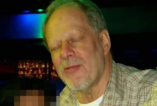 此次枪击案凶手史蒂芬·帕多克