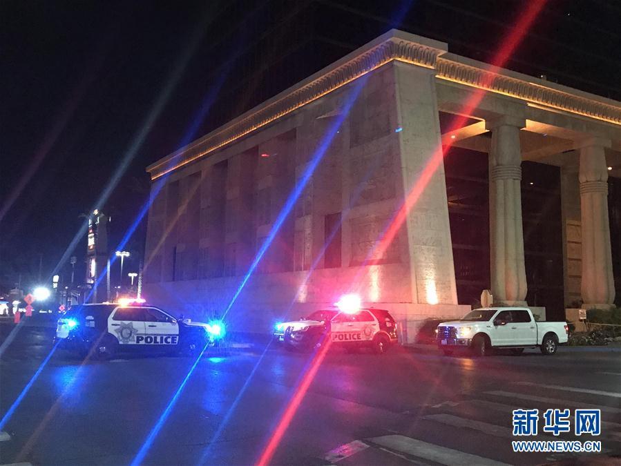 美国拉斯维加斯发生枪击事件。
