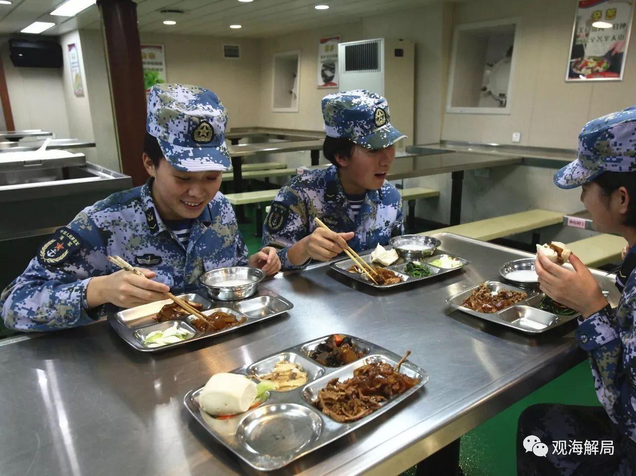 (值班人员吃饭比较晚)