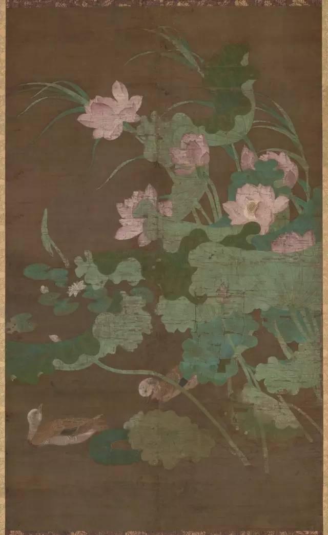 欣赏   日本国立博物馆藏100幅宋画,太高清了!