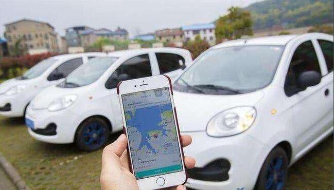 共享汽车风潮背后:九成企业拥车量不足50台