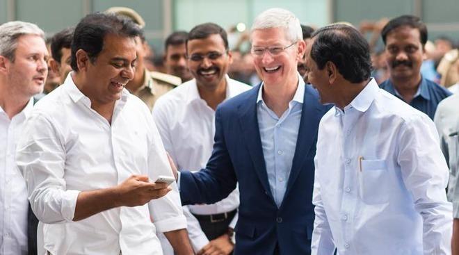 """印度官员透露:政府不会为苹果""""特事特办"""""""