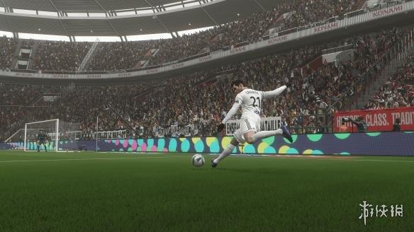 《实况足球2018》新截图 Nvidia图像技术Anse