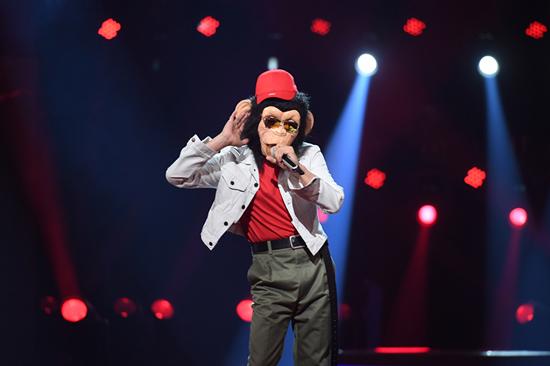 《蒙面唱将》揭秘 杜德伟:我像猴子顽皮又快乐