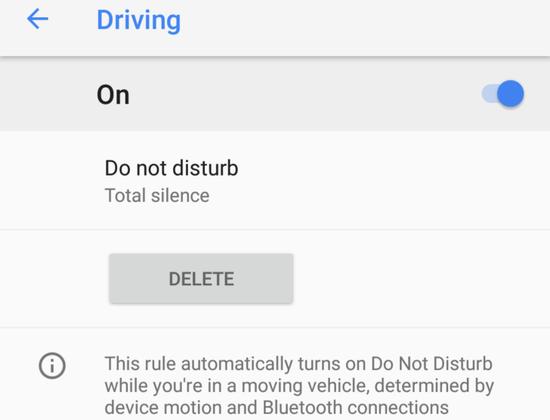 厉害了!谷歌Pixel 2开车时可自动开启勿扰模式