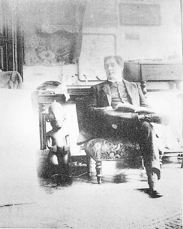 纪尧姆·阿波利奈尔,来自毕加索档案