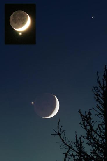 """真人博彩当即注册,奇趣:明日凌晨可夜观天象之""""月亮吞食恒星"""""""