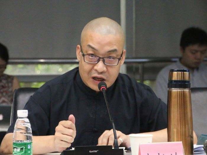 北京联合大学台湾研究院两岸研究所所长朱松岭