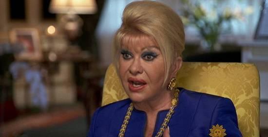 ▲近日,伊万娜接受了CBS电视台的采访。图片来源:东方IC