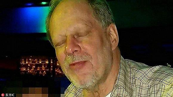 拉斯维加斯枪击案凶手斯蒂芬·帕多克(Stephen Paddock)。来源:东方IC