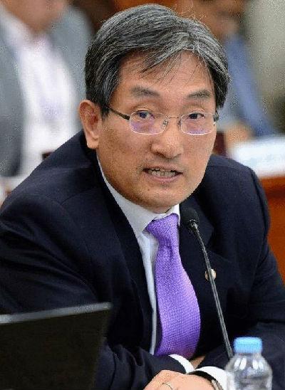 韩国新任驻华大使卢英敏