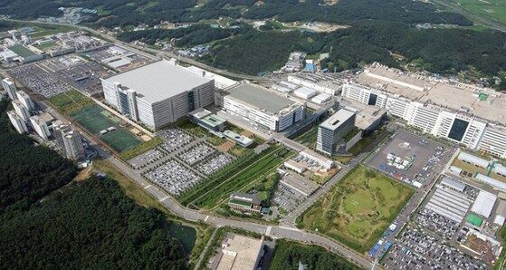 资料图:LG Display公司坡州工厂