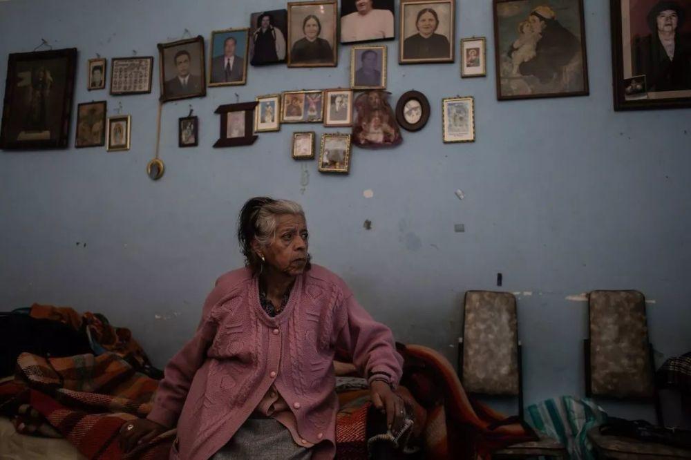 ▲现年85岁的苏珊娜·罗夫莱曾是一位护士,当年她被上司要求清洗切·格瓦拉的遗体。(美国《纽约时报》)