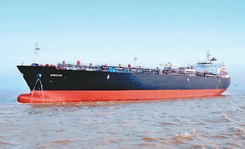 中国造船业前9月订单稳居世界第1 比日韩总和还多