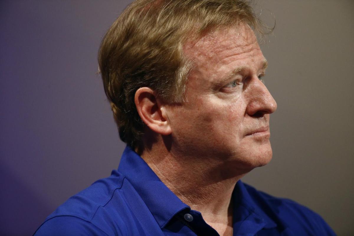 美国橄榄球联盟(NFL)主席古德尔
