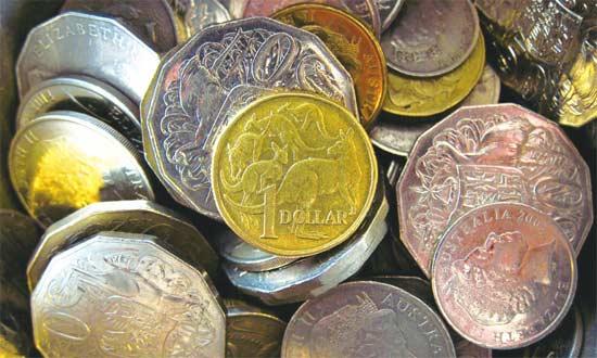 硬币在澳大利亚失宠